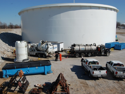 Saiba tudo sobre limpeza de tanques industriais