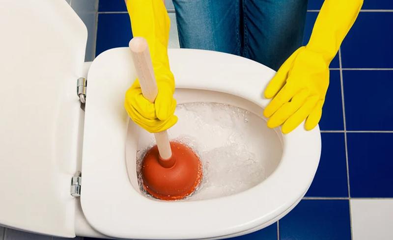 5 Dicas para desentupir o vaso sanitário